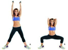 Прокачать тело на 100%: комплекс упражнений от лучшего тренера Джиллиан Майклс