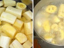 Закипяти бананы с корицей и выпей перед сном