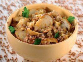5 питательных диетических блюд с гречкой на ужин