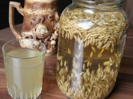Овсяный квас — супер-напиток для здоровья!