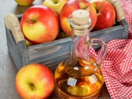 Яблочный уксус — средство №1 чтобы быть молодой и красивой в любом возрасте