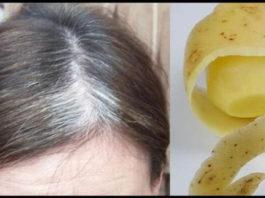 Простое и безопасное натуральное средство от седых волос