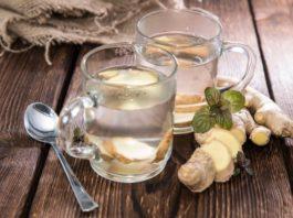 Рецепт имбирной воды для борьбы с лишним весом