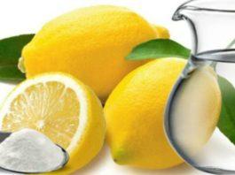 Лимон и пищевая сода – это мощное сочетание: в 1000 раз сильнее, чем химиотерапия!
