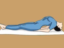 Делайте это упражнение всего 1 раз в 2 дня. Спина перестанет болеть сразу же