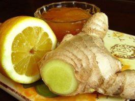 Имбирь с лимоном и медом (рецепт здоровья)