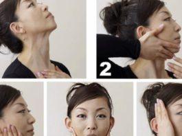 Мгновенная подтяжка лица: понадобится всего 5 минут в день!