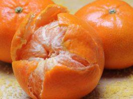 Не выкидывай мандариновую кожуру! Вот как она может вам пригодиться!
