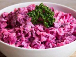 Сытный салат для тех, кто следит за фигурой. Просто замени привычный ужин на эти 4 ингредиента…