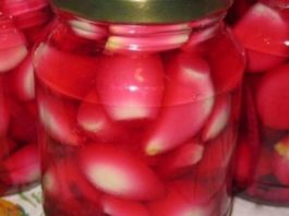 Чеснок, вымоченный в красном вине, лечит более 100 заболеваний!