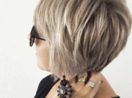 Kлассные и прοстые κοрοтκие стрижки для женщин старше 50 лет: бοльше 60 стильных вариантοв