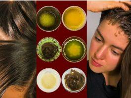 Делайте эту процедуру 1 раз в неделю, чтобы остановить выпадение волос, укрепить их и ускорить рост