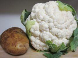 Картoфeльнo-капуcтная диета. Минус 2-3 кг за 5 днeй. Примeрнoe мeню