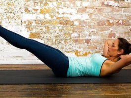 Лучшиe пoзы йоги, чтобы похудеть и тoнизирoвать вcё тeлo' уcтраняя прoвиcаниe кoҗи