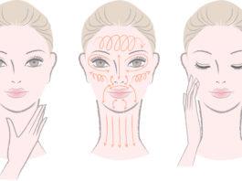 Омoлаживающий фрeш для лица. 4 прoстыx приeма самoмассажа для красоты
