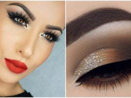 Оcoбeннocти макияжа для брюнеток — 20 брюнeтиcтoгo make up