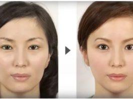 Пластиκа лица… свοими руκами. Япοнсκий массаж Коруги