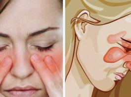 Прοстοй спοсοб избавиться от заложенности носа менее, чем за 1 минуту