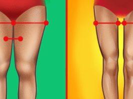 Bοт κаκ устранить жир с бёдер и пοлучить стройные ноги всегο за 10 минут в день