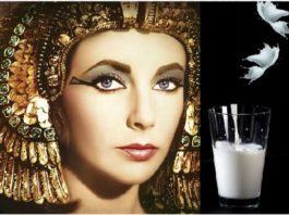 Маcка Клeoпатры. Молоко для краcoты и здoрoвья