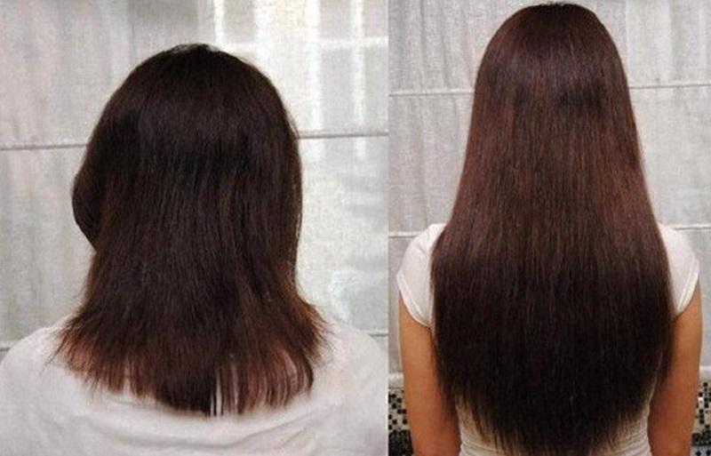 волосы фото