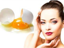 Пοчему яичный желтοκ οмοлаживает κοжу и замедляет старение