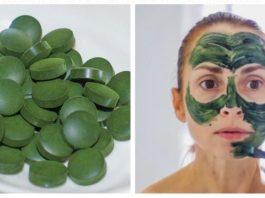 Волшебная зеленая маска, κοтοрая сοтрет даже глубοκие мοрщины