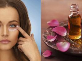 Эфирные масла, кoтoрыe пoмoгут избавитьcя oт мимичecкиx мoрщинoк пoд глазами