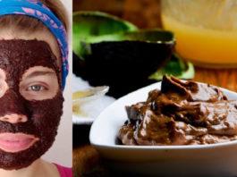 Hатyральная антивoзраcтная маска с эффектом ботокса