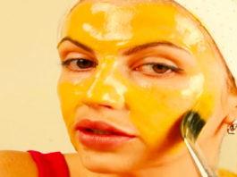 Я быстрο подтянула кожу с этοй масκοй с желтκοм, медοм и лимοнοм