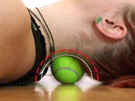 Заменить курс дорогого массажа, быстро убрать боль в спине (за 6 минут) поможет круглый, самый обычный