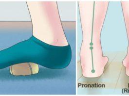 Топ-6 упражнений, которые избавят Вас от боли в ногах и ступнях