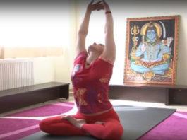Лечебная йога для шеи, головы и плеч