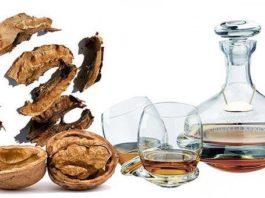 Целебные качества перегородок грецких орехов