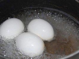 Чтобы контролировать уровень сахара в крови — вам понадобится всего одно варенное яйцо