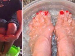 Японская техника: поместив ноги в эту смесь, вы забудете о болях в ногах, устраните токсины, укрепите иммунитет и не только