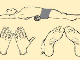 Как быстро убрать живот и выпрямить спину с помощью японского метода – минус 4 см за 5 минут в день